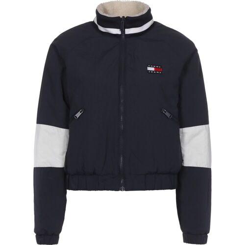 Tommy Jeans Reversible Sherpa, Gr. XS, Damen, blau weiß