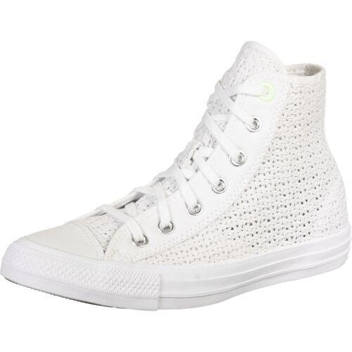 Converse CTAS HI Damen Schuhe weiß Gr. 38,0