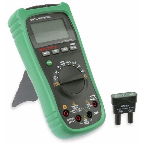 Digital-Multimeter MASTECH MY78