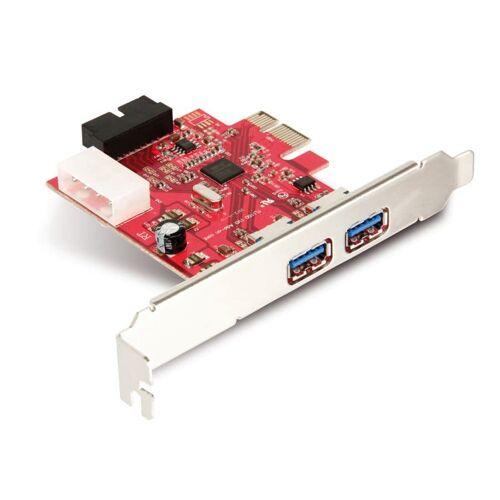 USB 3.0 PCIe-Karte mit internen Ports, 3-Port