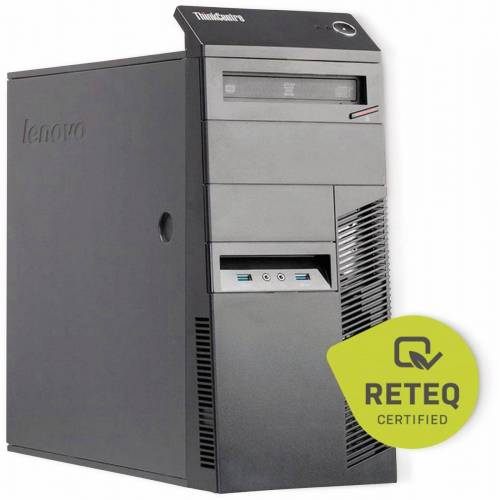 Lenovo PC LENOVO ThinkCentre M83, 16 GB RAM, 512 GB SSD, Win10H, Refurbished