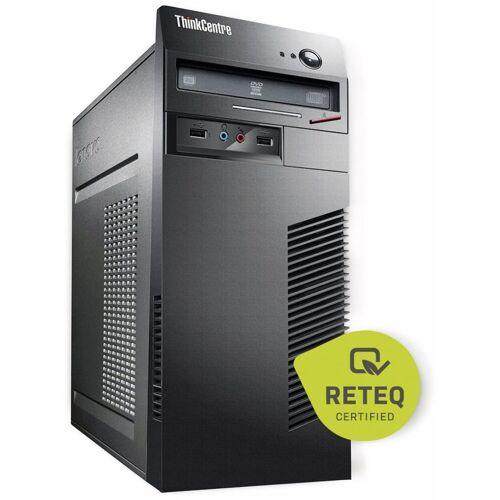 Lenovo PC LENOVO ThinkCentre M73, Intel i3, 500 GB HDD + 128 GB SSD, Refurbished