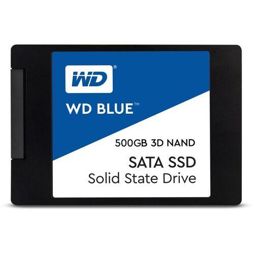 Western Digital SSD WESTERN DIGITAL Blue, 500 GB