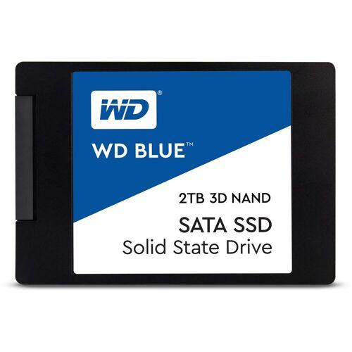Western Digital SSD WESTERN DIGITAL Blue, 2 TB