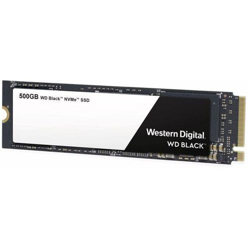 Western Digital M.2 SSD WESTERN DIGITAL Black NVMe, 500 GB