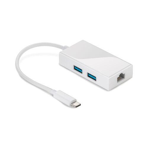 USB-Netzwerkadapter GOOBAY, USB 3.1, 2-Port