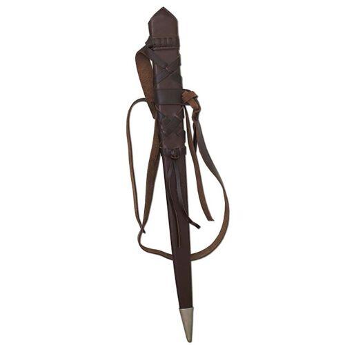 GT-DEKO - Fantasy und Schwert Shop Schwertscheide mit Ledergürtel