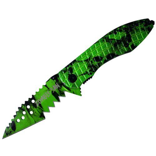 GT-DEKO - Fantasy und Schwert Shop Taschenmesser Zombie Saw
