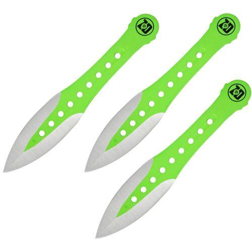 GT-DEKO - Fantasy und Schwert Shop Wurfmesserset Zombie Dead