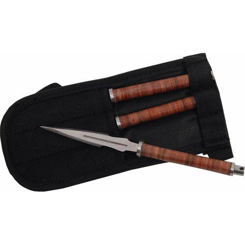 GT-DEKO - Fantasy und Schwert Shop Kunai Wurfmesser Set