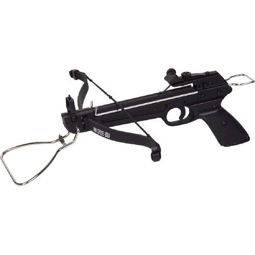 GT-DEKO - Fantasy und Schwert Shop Armbrustpistole mit Fußbügel