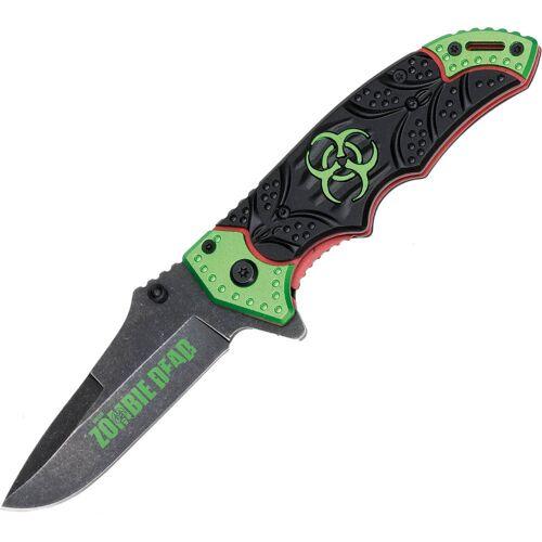 GT-DEKO - Fantasy und Schwert Shop Zombie Dead Folder Messer