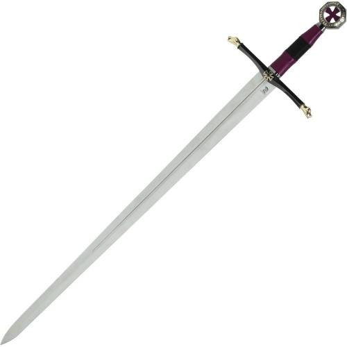 GT-DEKO - Fantasy und Schwert Shop Schwert der Kreuzritter