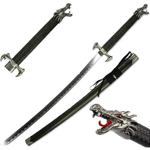 GT-DEKO - Fantasy und Schwert Shop Drachen Katana