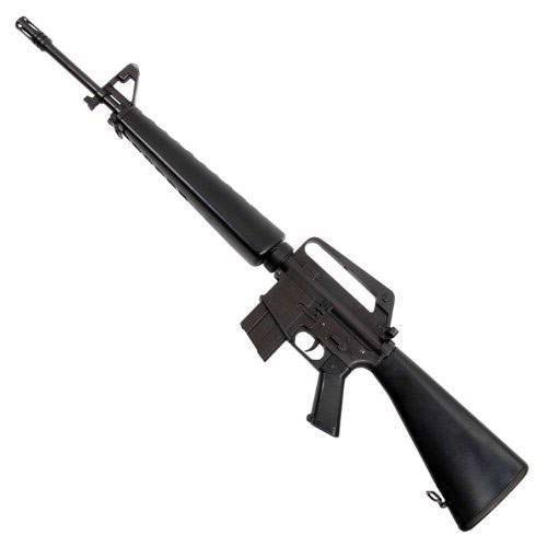GT-DEKO - Fantasy und Schwert Shop Deko Sturmgewehr M16