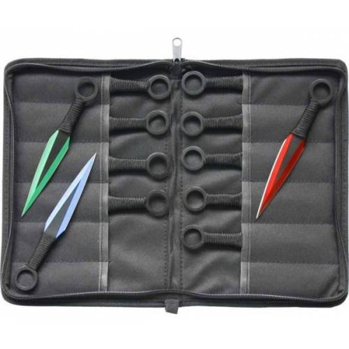 GT-DEKO - Fantasy und Schwert Shop Zombie Wurfmesser Set