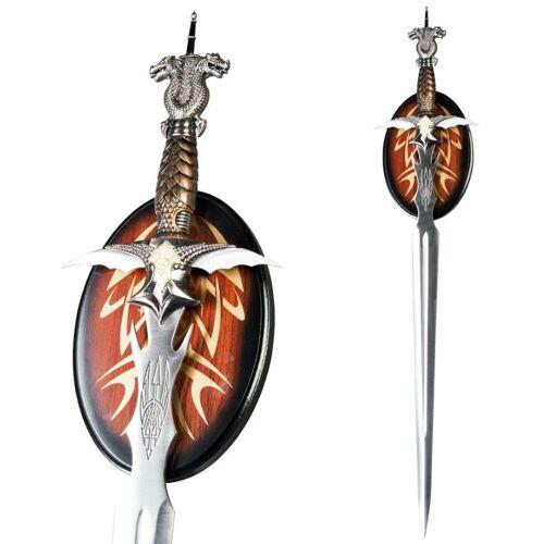 GT-DEKO - Fantasy und Schwert Shop Fantasy Drachenschwert mit Wandhalter