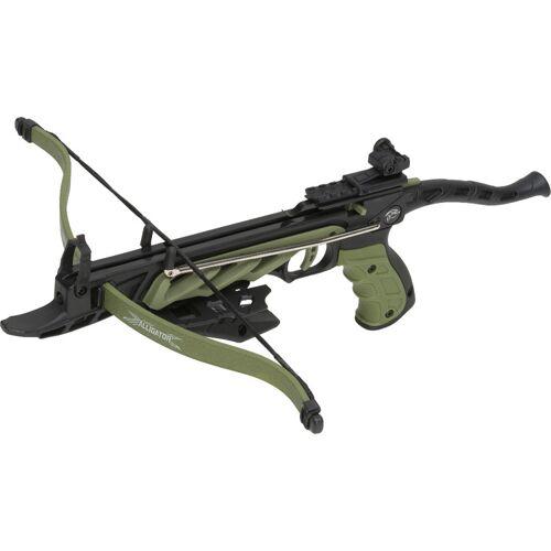 GT-DEKO - Fantasy und Schwert Shop Pistolenarmbrust Alligator grün