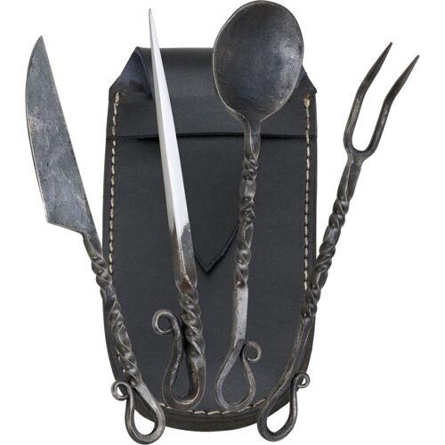 GT-DEKO - Fantasy und Schwert Shop Mittelalterliches Besteckset