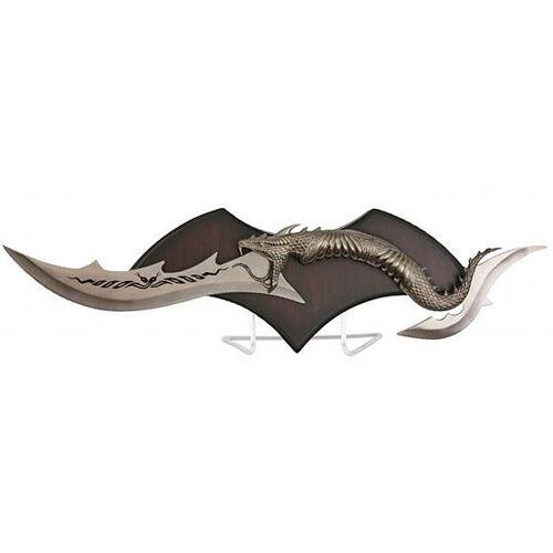 GT-DEKO - Fantasy und Schwert Shop Fantasydrachen Messer