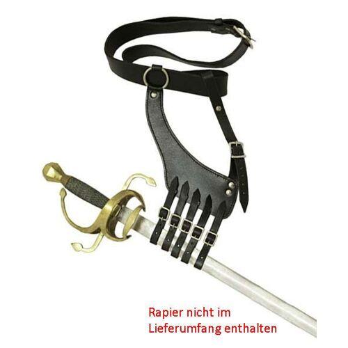 GT-DEKO - Fantasy und Schwert Shop Gürtelhalter für Rapiere