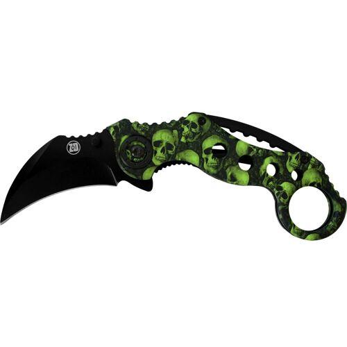 GT-DEKO - Fantasy und Schwert Shop Zombie Dead Taschenmesser