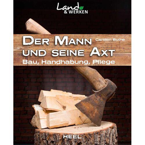 AHA Buch Der Mann und seine Axt, Taschenbuch
