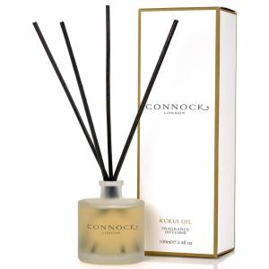 Connock London Kukui Oil Fragrance Diffuser 100ml