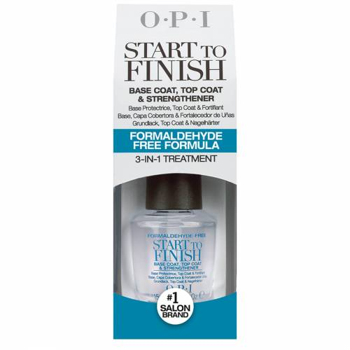 OPI Start To Finish Formaldehyde-Free (15 ml)