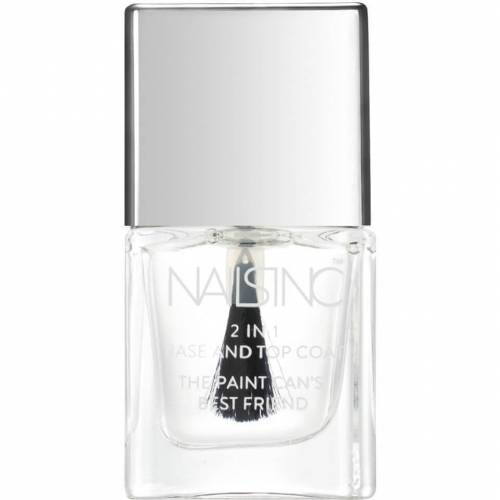 nails inc. 2-in-1 Grundierung und Lack 5 ml
