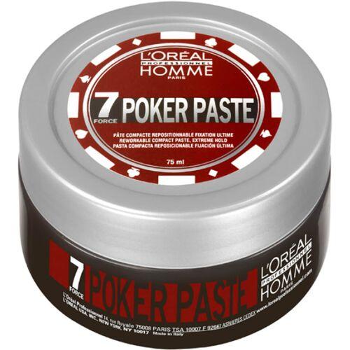 LOréal Professionnel L'Oreal Professional Homme Poker Paste (75 ml)