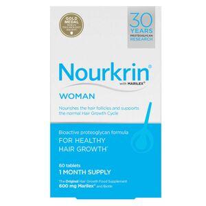 Nourkrin Woman Nahrungsergänzung für denHaarwuchs(60 Tabletten)