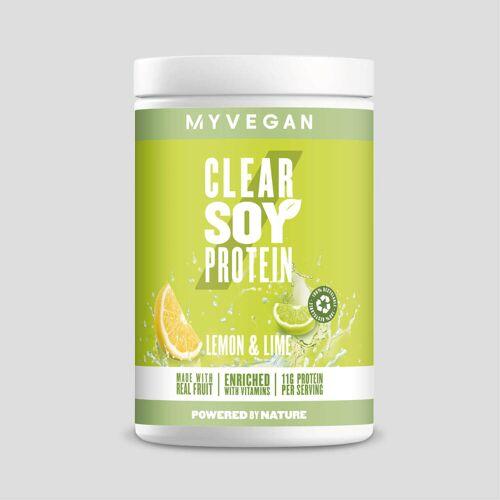 Myprotein Clear Soy Protein - 340g - Zitrone & Limette