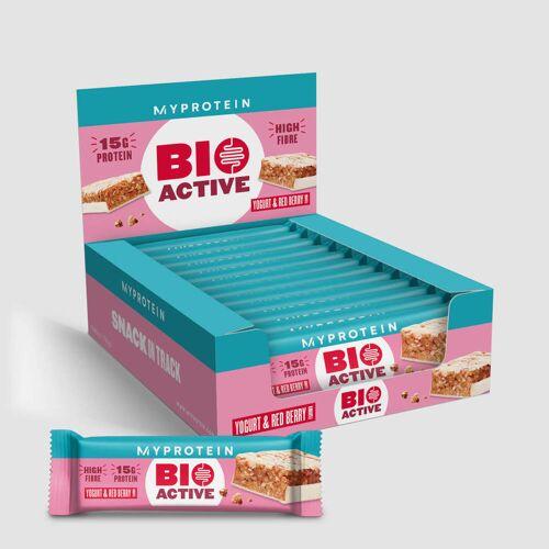 Myprotein Bioaktiver Proteinriegel - 12 x 60g - Yoghurt & Red Fruit
