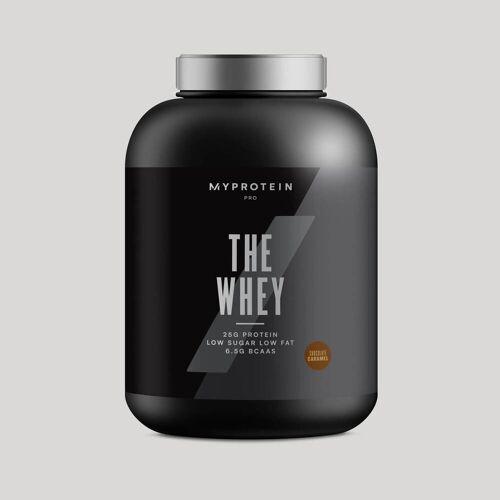 Myprotein THE Whey™ - 60 Servings - 1.8kg - Gesalzenes Karamell