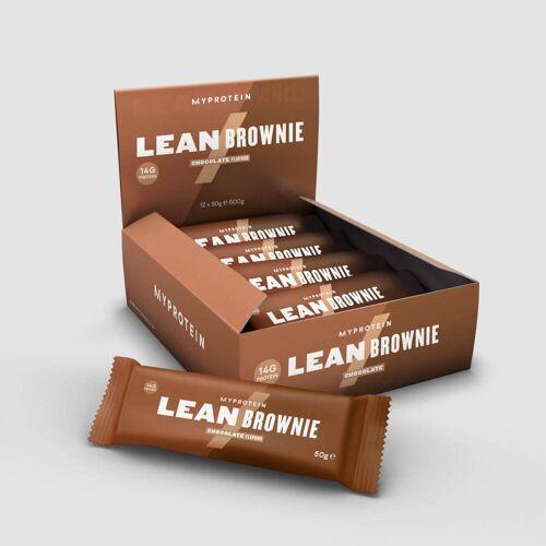 Myprotein Lean Brownie - 12 x 50g - Schokolade