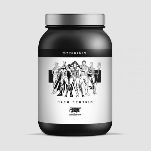 Myprotein Justice League Impact Whey Protein - 1kg - Hero Protein