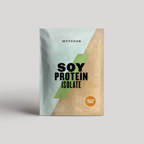 Myvegan Sojaprotein-Isolat (Probe) - 30g - Gesalzenes Karamell