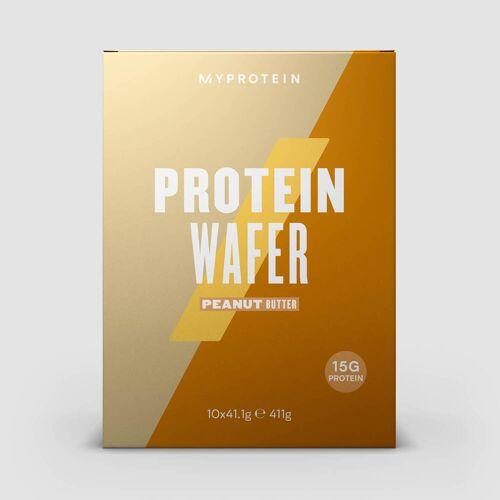 Myprotein Protein Waffel - Erdnussbutter