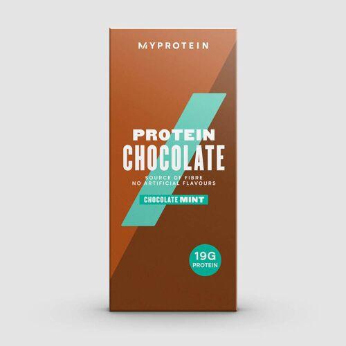 Myprotein Protein Schokolade - 70g - Schokolade Minze