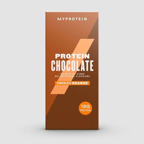 Myprotein Protein Schokolade - 70g - Schokolade Orange