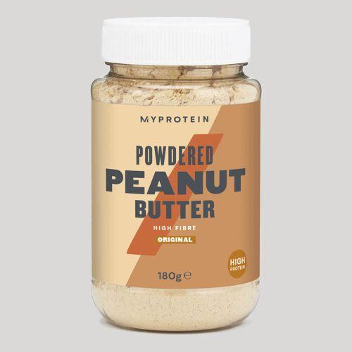 Myprotein Pulverisierte Erdnussbutter - 180g - Original