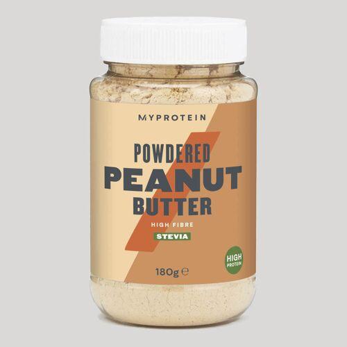 Myprotein Pulverisierte Erdnussbutter - 180g - Stevia