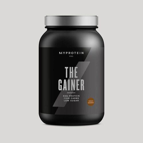 Myprotein THE Gainer™ - 2.5kg - Schokolade Brownie