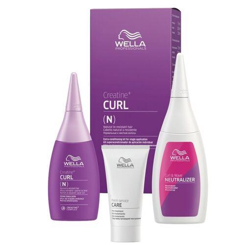 WELLA Creatine+ Curl N Hair Kit