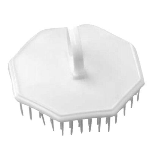 Comair Shampoo- und Kopfmassagebürste weiß