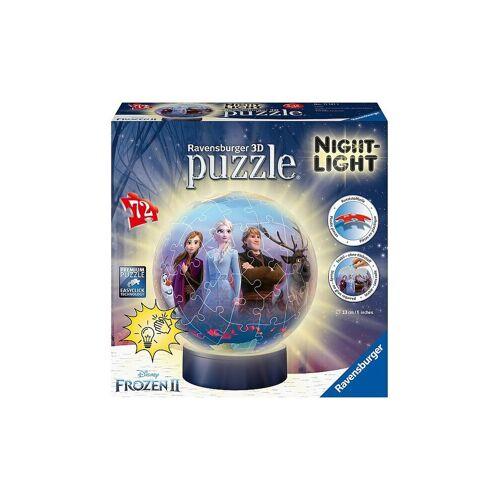 RAVENSBURGER 3D Puzzle-Ball - Nachtlicht - Frozen 2