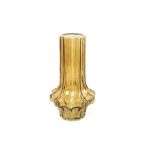 "COUNTRYFIELD Vase ""Lora"" L  gelb   769507"