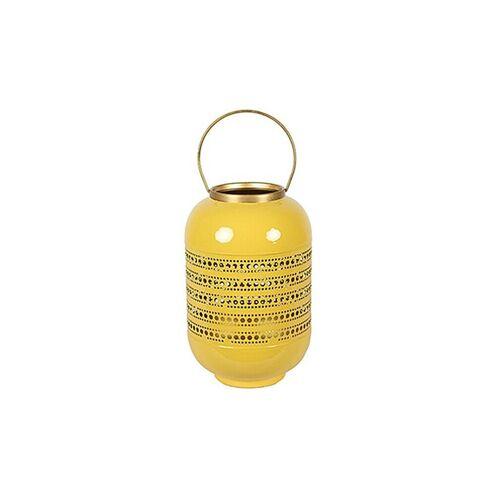 COUNTRYFIELD Windlicht Salina 20x31cm Gelb gelb   783048