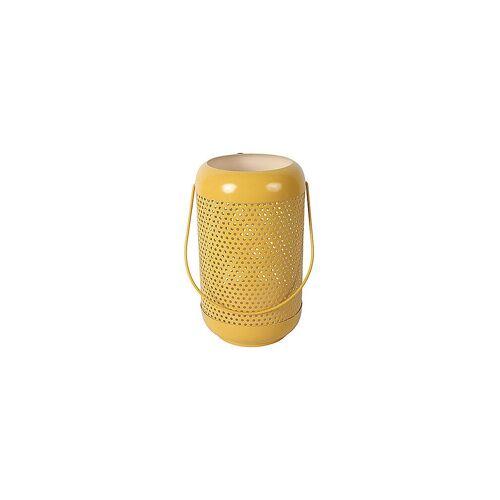 COUNTRYFIELD Windlicht Shanti L 18x30cm Gelb gelb   783075